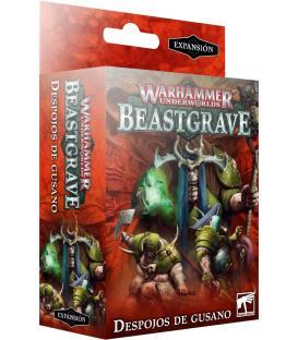 Warhammer Underworlds Beastgrave: Despojos de Gusano