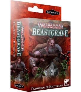 Warhammer Underworlds Beastgrave: Tramperos de Hrothgorn
