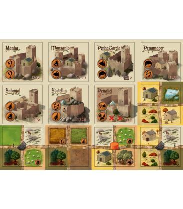 6 Castillos