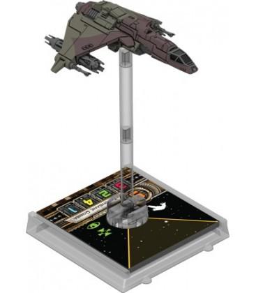 Star Wars X-Wing: Caza Kihraxz