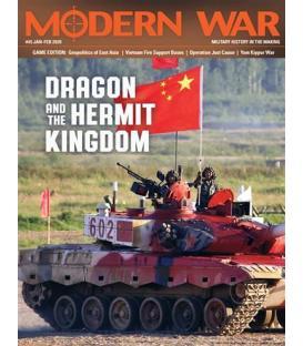 Modern War 45: Dragon and the Hermit Kingdom (Inglés)