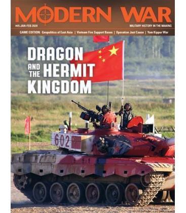 Modern War 45: Dragon and the Hermit Kingdom