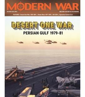 Modern War 44: Desert One War (Inglés)