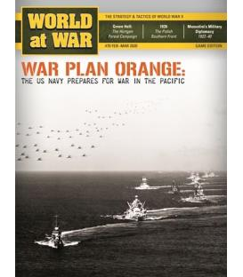 World at War 70: War Plan Orange (Inglés)