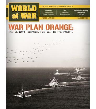 World at War 70: War Plan Orange