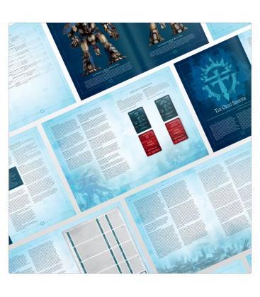Adeptus Titanicus: Shadow and Iron (Inglés)
