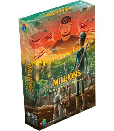 Millions: The Last Soldier