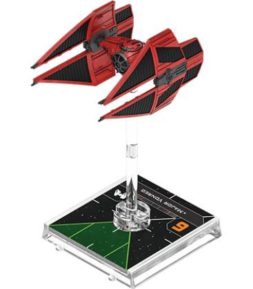 Star Wars X-Wing 2.0: Tie del Mayor Vonreg