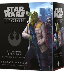 Star Wars Legion: Soldados Rebeldes (Expansión de Mejora)