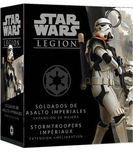 Star Wars Legion: Soldados de Asalto Imperiales (Expansión de Mejora)