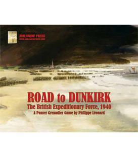 Panzer Grenadier: Road to Dunkirk (Inglés)