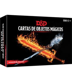 Dungeons & Dragons: Cartas de Objetos Mágicos