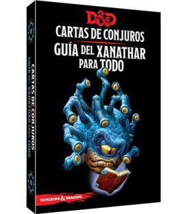Dungeons & Dragons: Cartas de Conjuros (Guía del Xanathar para Todo)