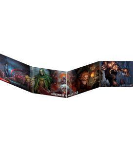 Dungeons & Dragons: Waterdeep - La Mazmorra del Mago Loco (Pantalla del Dungeon Master)