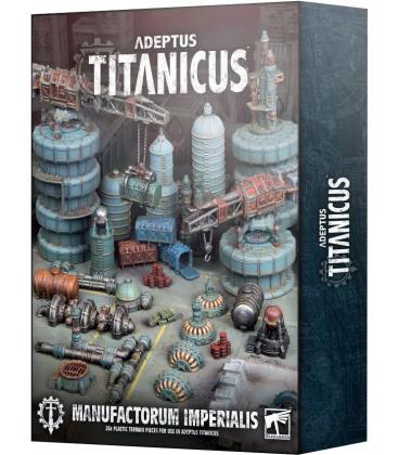 Adeptus Titanicus: Manufactorum Imperialis