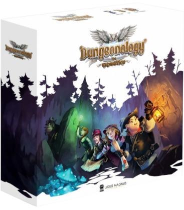 Dungeonology: La Expedición