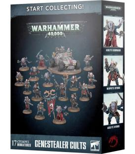 Warhammer 40,000: Genestealer Cults (Start Collecting!)