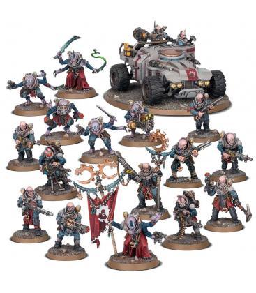 Warhammer 40,000: Genestealer Cults (Start Collecting!)