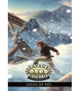 Savage Worlds: Edición Aventura