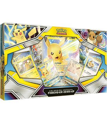 Pokemon: Colección Especial (Pikachu-GX e Eevee-GX)