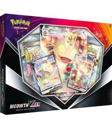 Pokemon: Colección Especial (Meowth VMax)