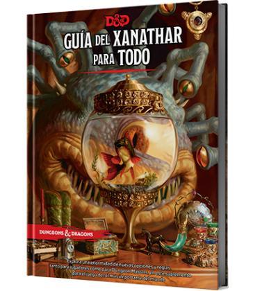 Dungeons & Dragons: Guía del Xanathar para Todo