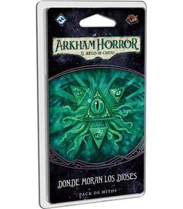 Arkham Horror LCG: Donde Moran los Dioses / Los Devoradores de Sueños 5
