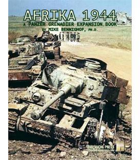 Panzer Grenadier: Afrika 1944 (Inglés)