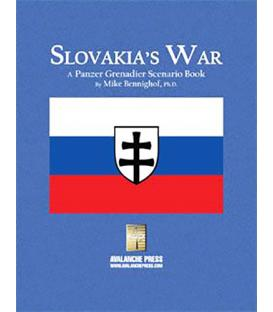 Panzer Grenadier: Slovakia's War (Inglés)