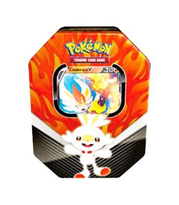 Pokemon: Compañeros de Galar - Cinderace V