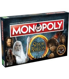 Monopoly: El Señor de los Anillos (Edición Trilogía)