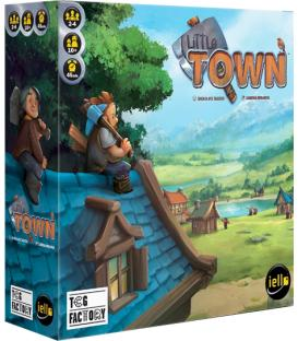 Little Town (+ Pack Promo)