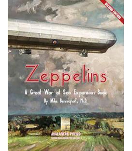 Great War at Sea: Zeppelins (Inglés)
