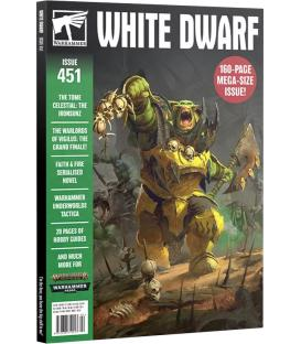 White Dwarf: February 2020 - Issue 451 (Inglés)