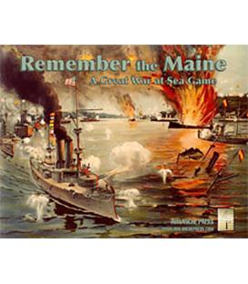 Great War at Sea: Remember the Maine (Inglés)
