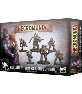 Necromunda: Goliath Stimmers & Forge-Born