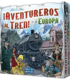 ¡Aventureros al Tren! Europa (+ Pack Promo)