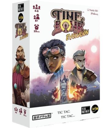 Time Bomb: Evolución