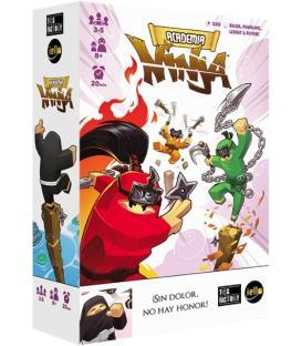 Academia Ninja (+ Pack Promo)