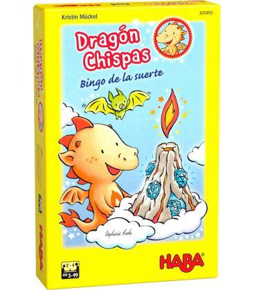 Dragón Chispas: Bingo de la Suerte