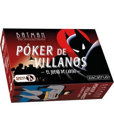 Batman: The Animated Series - Póker de Villanos