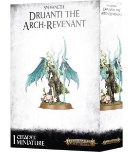 Warhammer Age of Sigmar: Sylvaneth (Druanti the Arch-Revenant)
