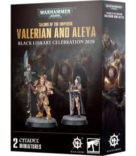 Warhammer 40,000: Talons of the Emperor Valerian and Aleya