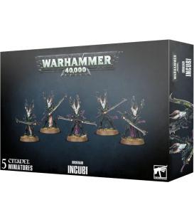 Warhammer 40,000: Drukhari (Incubi)