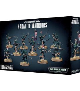 Warhammer 40,000: Drukhari (Kabalite Warriors)