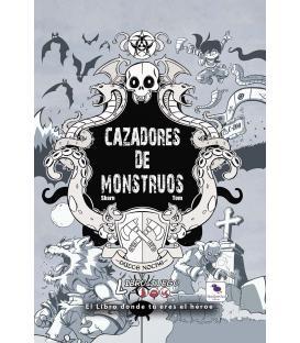 Libro-Juego 13 - Cazadores de Monstruos
