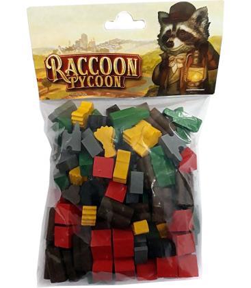 Raccoon Tycoon: Kit Deluxe