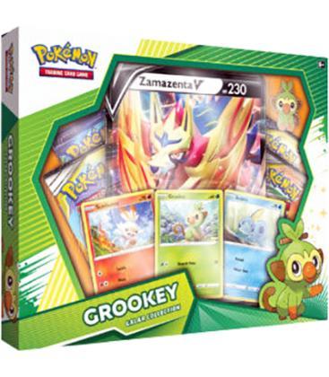 Pokemon: Grookey (Colección Galar)