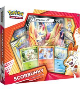 Pokemon: Colección Galar (Scorbunny)