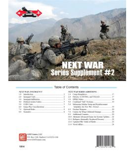 Next War: Series Supplement 2 - Insurgency